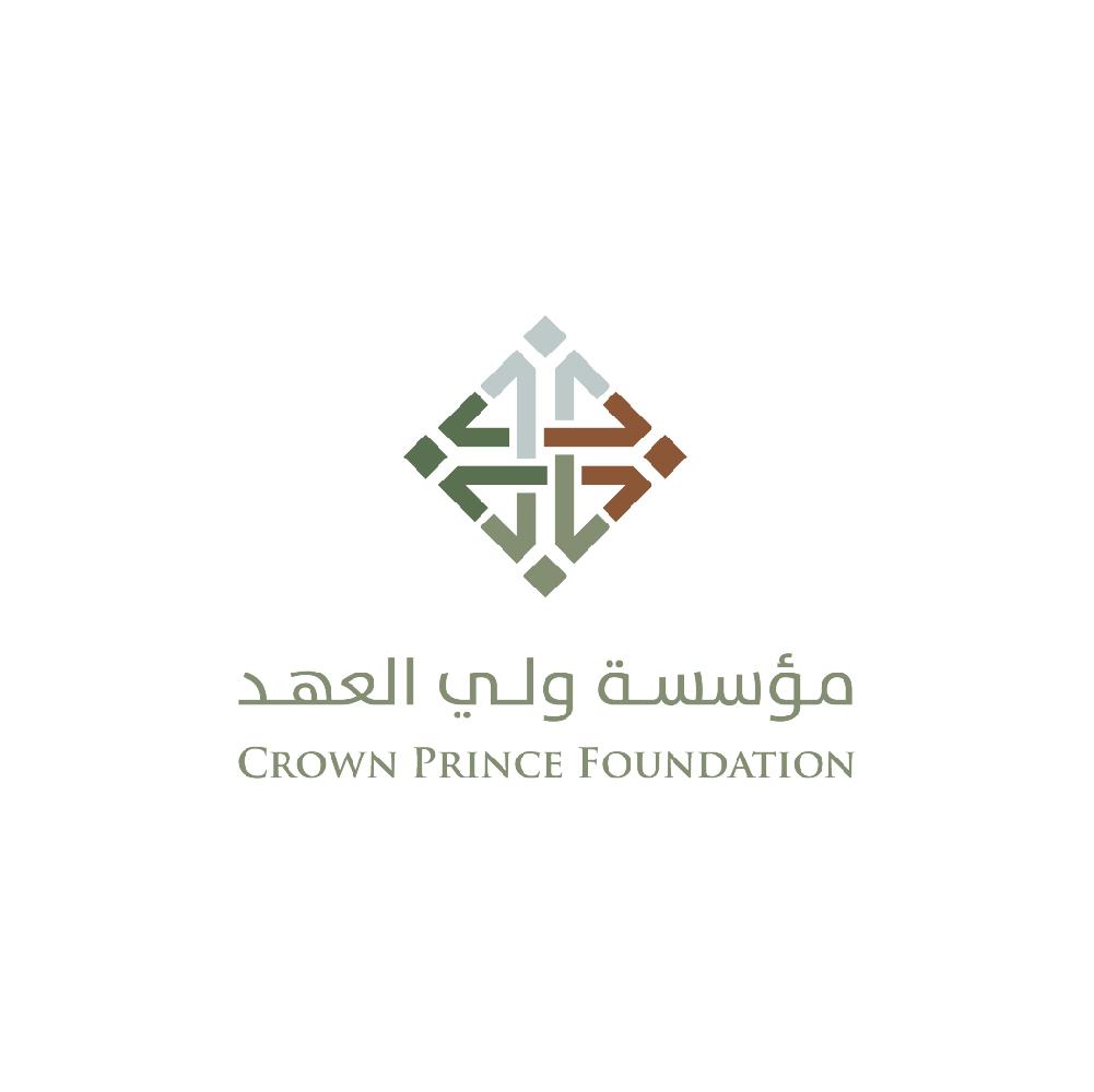 Crown Prince Foundation logo