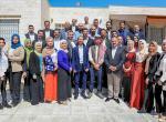 ولي العهد يحاور عددا من الشباب والشابات القياديين في محافظة إربد