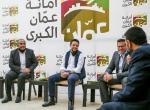 Crown Prince commends Amman municipality staff for work amidst COVID-19 crisis