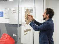 Crown Prince inaugurates TechWorks FabLab to unleash youth innovation