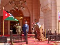 ولي العهد يصل إلى البحرين
