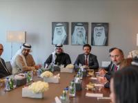Crown Prince visits Economic Development Board in Manama