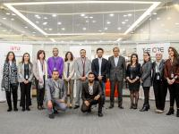 Crown Prince visits HTU's Centre for Innovation and Entrepreneurial Excellence