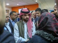 Crown Prince pays surprise visit to Amman Employment Directorate