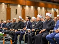 Deputising for His Majesty, HRH Crown Prince Al Hussien bin Abdullah II, attends the 87th Hashemite Scientific Council, on the importance of Jerusalem in Islam