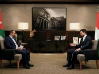 Crown Prince speaks to Jordan Television in interview