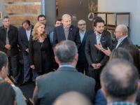 Crown Prince to participate in TechWadi Annual Forum in Silicon Valley, meets Jordanian entrepreneurs