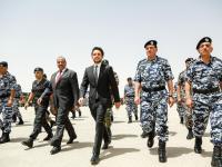 ولي العهد يرعى احتفالات الأمن العام بالمناسبات الوطنية