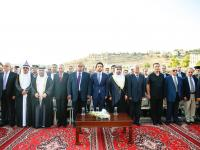 """ولي العهد يفتتح مهرجان الفحيص الرابع والعشرين """"الأردن تاريخ وحضارة"""""""
