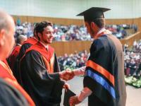 ولي العهد يرعى تخريج الفوج الثالث من طلبة أكاديمية الأمير الحسين بن عبدالله الثاني للحماية المدنية