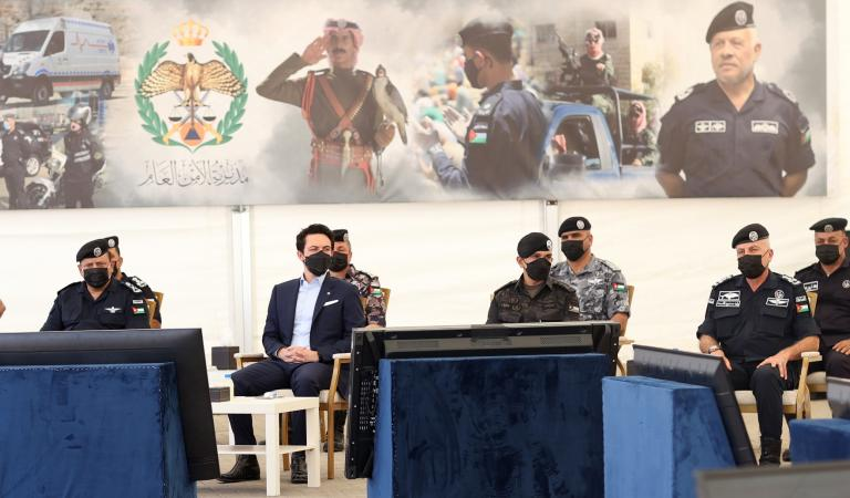Crown Prince attends graduation of PSD leadership course