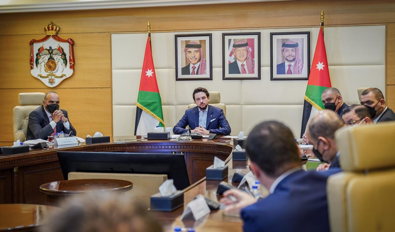 Crown Prince chairs Prime Ministry meeting to follow up on mechanism to implement economic priorities