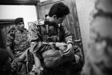 H.R.H Crown Prince Al Hussein Bin Abdullah on a Parachute Jump and Graduating Special Operations Parachute Training Course