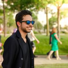 Crown Prince Al Hussein Bin Abdullah II at King's Academy's Commencement Day