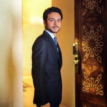 H.R.H. Crown Prince Hussein Bin Al Abdullah