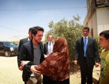HRH Crown Prince Hussein Bin Abdullah on a local visit
