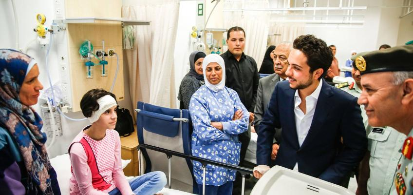 Crown Prince follows up on hearing disability initiative