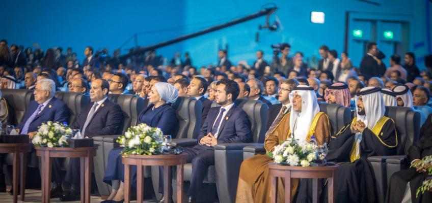 مندوبا عن الملك، ولي العهد يحضر افتتاح منتدى شباب العالم الثاني في شرم الشيخ