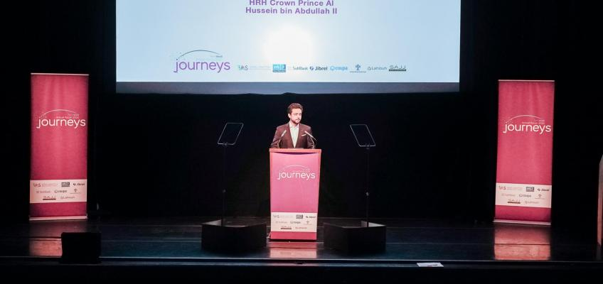 His Royal Highness Crown Prince Al Hussein bin Abdullah II's Keynote Address at TechWadi Annual Forum 2020