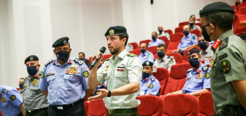 Crown Prince attends launch of PSD leadership course