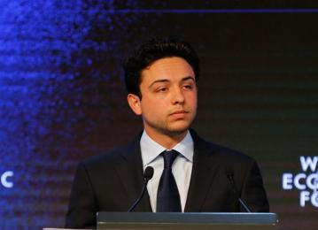 REMARKS BY HIS ROYAL HIGHNESS CROWN PRINCE AL HUSSEIN BIN ABDULLAH II AT THE OPENING SESSION OF THE WORLD ECONOMIC FORUM ON THE MIDDLE EAST AND NORTH AFRICA