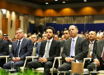 King patronizes ceremony to mark Prophet's Birthday